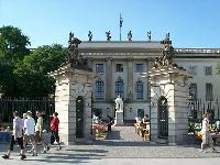 Front Humboldt Universität