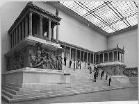 Pergamonmuseum Pergamon-Altar